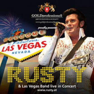 Rusty & Last Vegas Band live in Concert