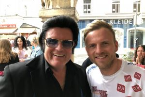 Rusty mit Willi Gabalier