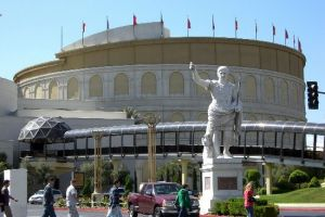 Caesars Palace Theater in Las Vegas - hier performt immer Celine Dion.jpg
