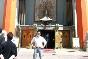 TCL Chinese Theatre am Hollywood Blvd
