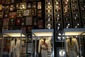 Hall of Fame in Graceland