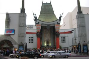 TCL Chinese Theatre am Hollywood Blvd 2
