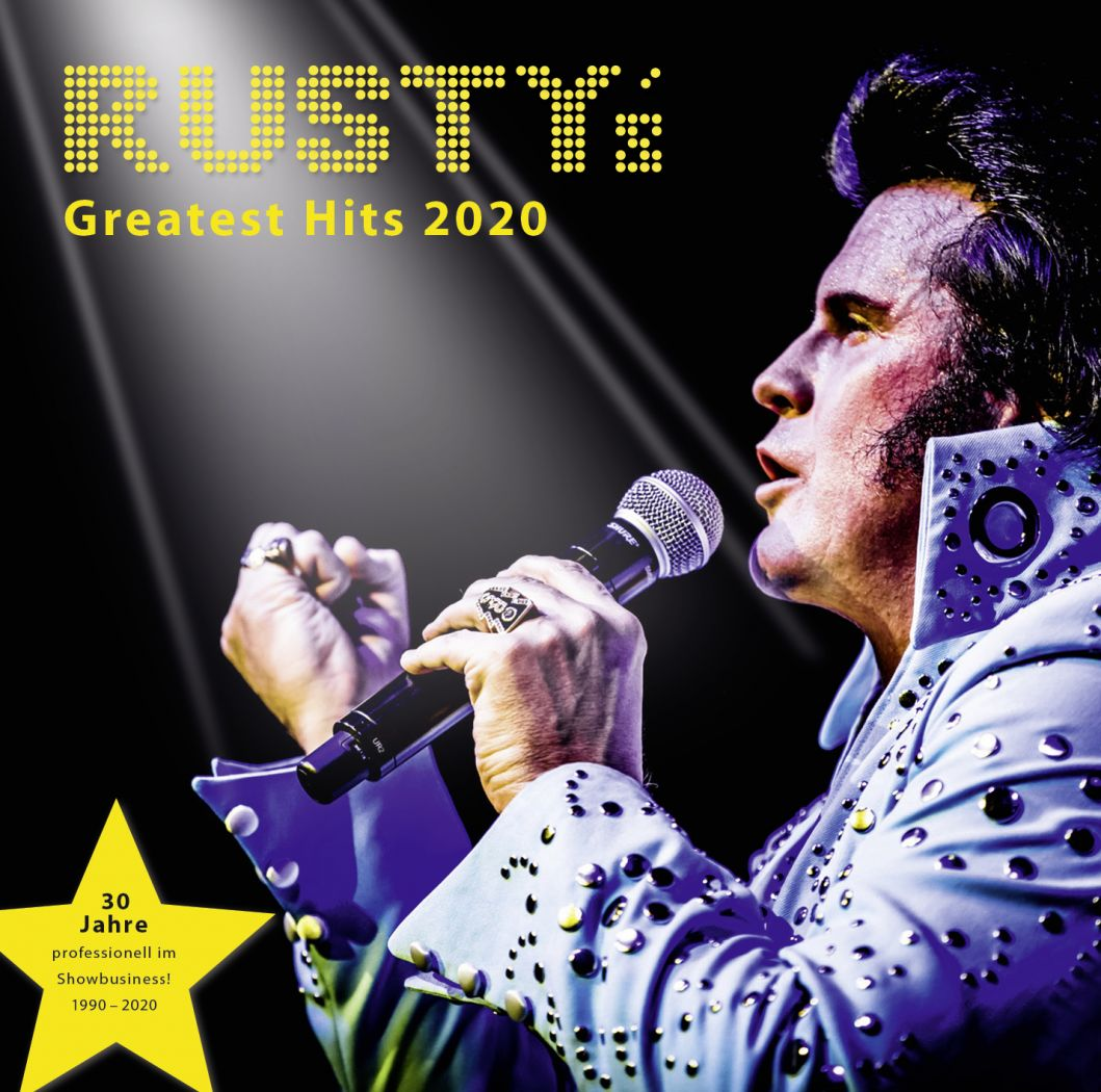 CD Rusty's Greatest Hits